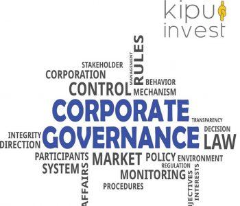 A Governança Corporativa ou a falta dela.