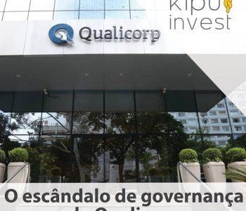 O escândalo de governança da Qualicorp