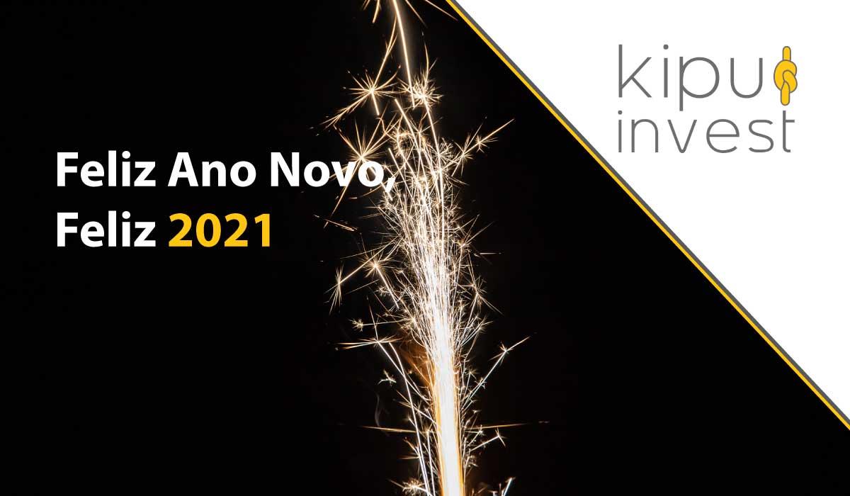 Feliz ano novo, feliz 2021!